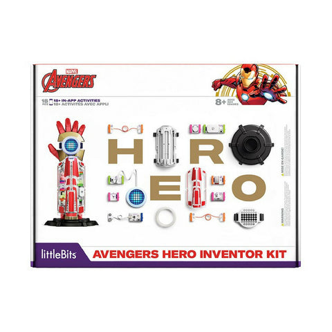 Littlebits Avengers Hero Inventor Kit | STEM/STEAM Toys at KidzInc