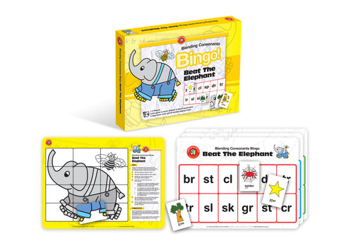 Learning Can Be Fun - Beat The Elephant | KidzInc Australia | Online Educational Toy Store