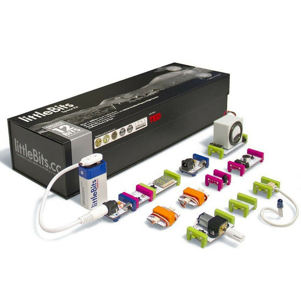 littleBits - Electronics Space Kit | KidzInc Australia | Online Educational Toy Store