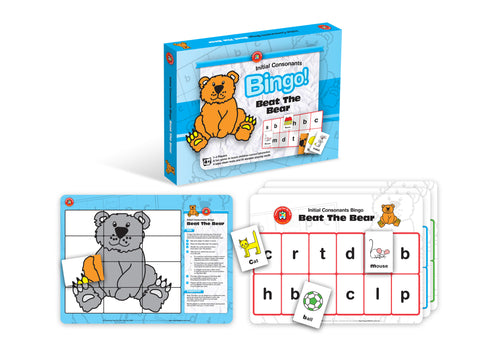 Learning Can Be Fun - Beat The Bear | KidzInc Australia | Online Educational Toy Store