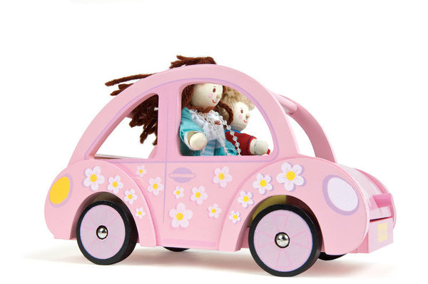 Le Toy Van - Sophies Car | KidzInc Australia | Online Educational Toy Store