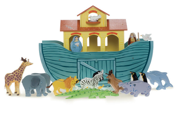 Le Toy Van - Noahs Great Ark | KidzInc Australia | Online Educational Toy Store
