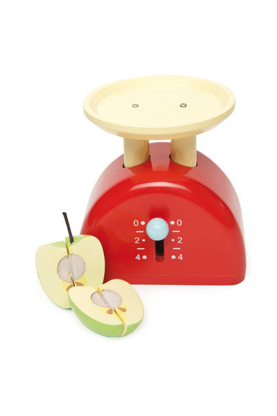 Le Toy Van - Honeybake Weighing Scales | KidzInc Australia | Online Educational Toy Store