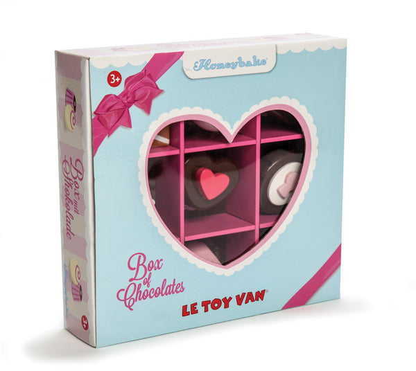 Le Toy Van - Chocolate Box | KidzInc Australia | Online Educational Toy Store