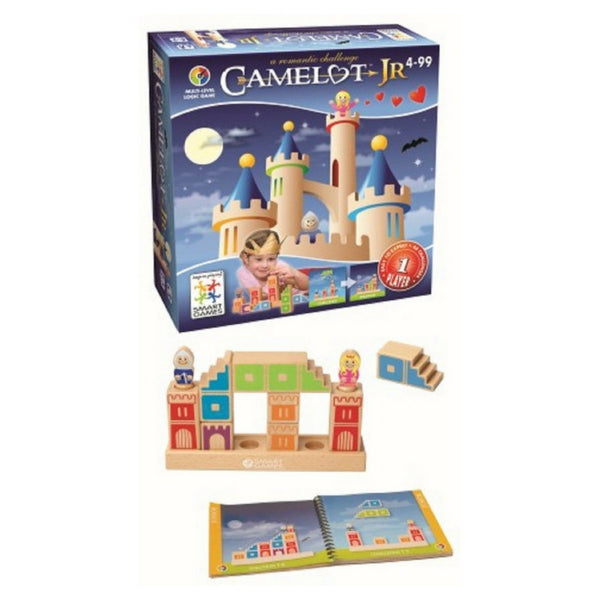 Smart Games - Camelot Junior | KidzInc Australia | Online Educational Toy Store