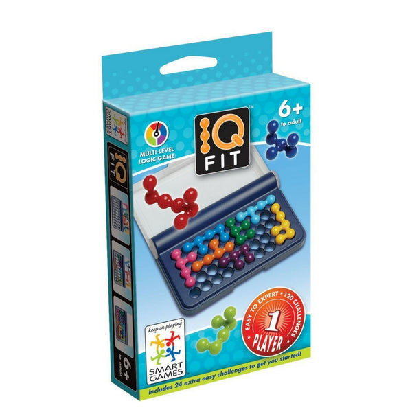 Smart Games - IQ Fit | KidzInc Australia | Online Educational Toy Store