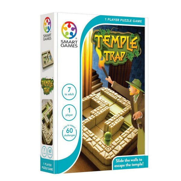 Smart Games - Temple Trap | KidzInc Australia | Online Educational Toy Store