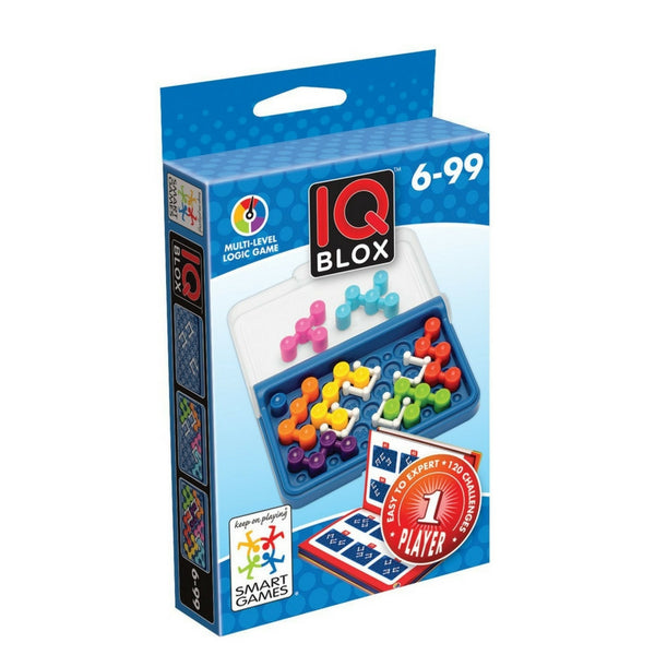 Smart Games - IQ Blox Game | KidzInc Australia | Online Educational Toy Store