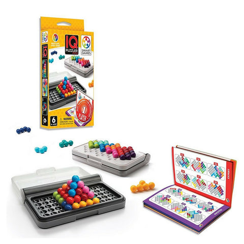 Smart Games - IQ Puzzler Pro | KidzInc Australia | Online Educational Toy Store