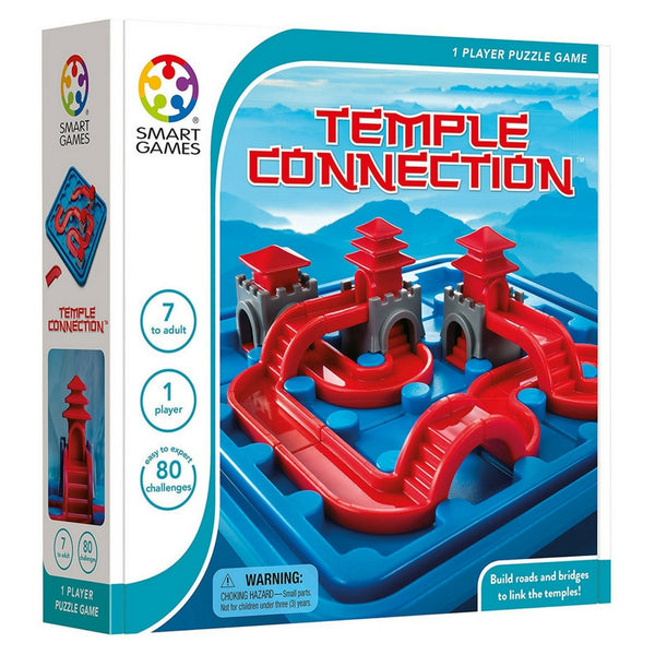 Smart Games - Temple Connection | KidzInc Australia | Online Educational Toy Store