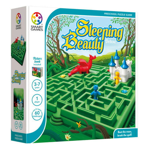 Smart Games Sleeping Beauty | Preschool Puzzle Game |KidzInc Australia