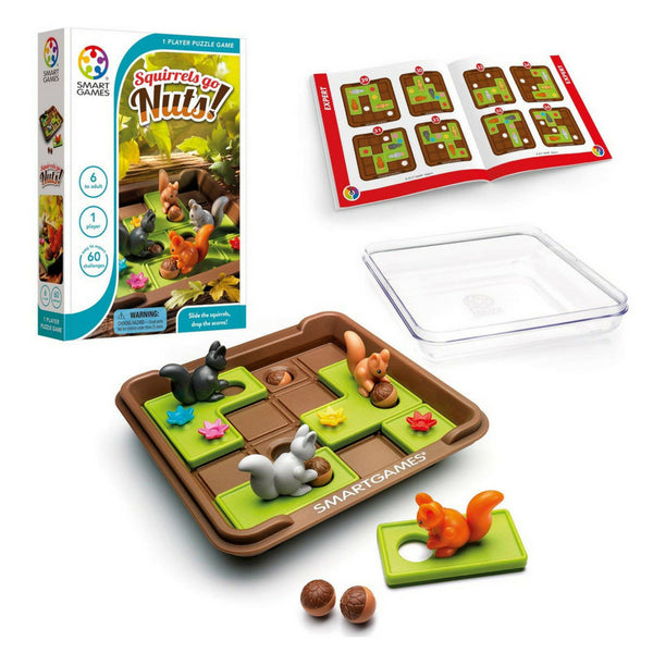 Smart Games Squirrels Go Nuts | KidzInc Australia | Online Toy Shop 2
