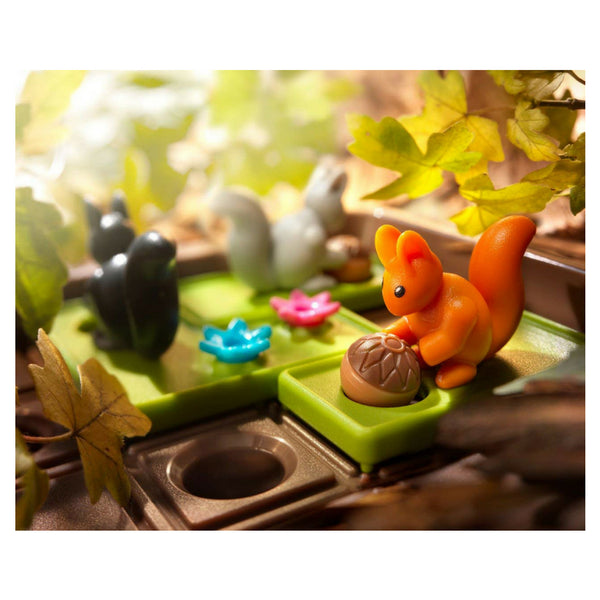 Smart Games Squirrels Go Nuts | KidzInc Australia | Online Toy Shop 3
