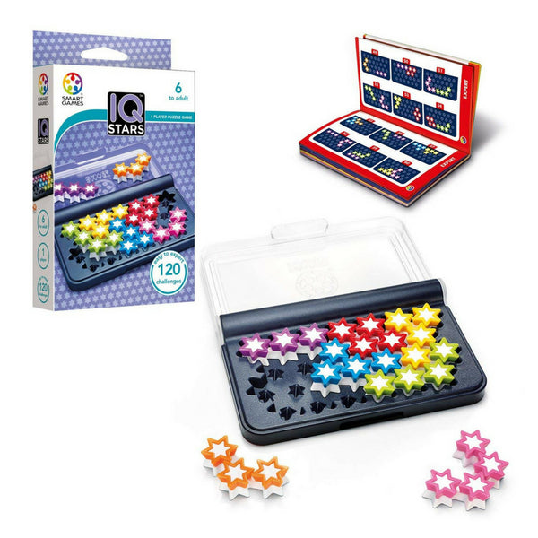 Smart Games IQ Stars | KidzInc Australia | Online Educational Toy Shop 1