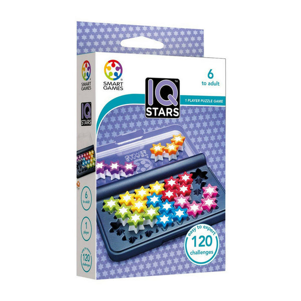 Smart Games IQ Stars | KidzInc Australia | Online Educational Toy Shop 2