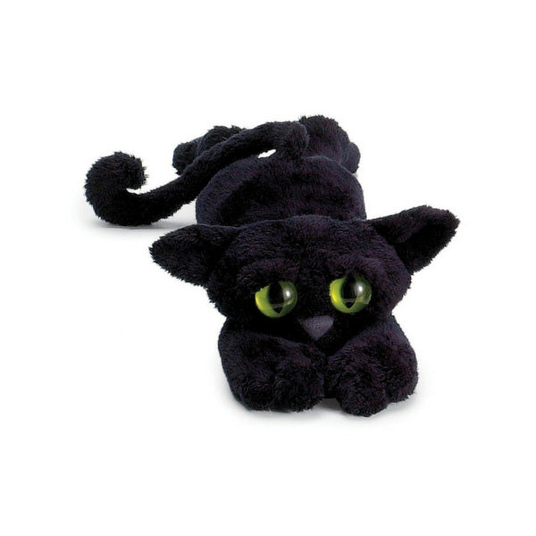 Manhattan Toy - Ziggie the Black Lanky Cat Plush Toy | KidzInc Australia | Online Educational Toy Store