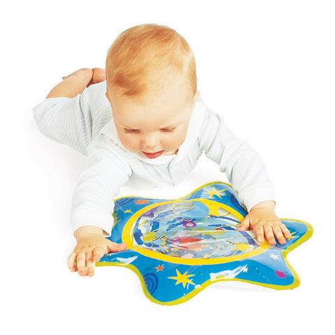Manhattan Toy Whoozit Water Mat For Tummy Time | KidzInc Australia Online Educational Toy Shop