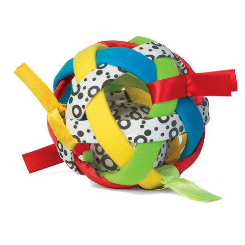 Manhattan Toy - Bababall Baby Ball | KidzInc Australia | Online Educational Toy Store
