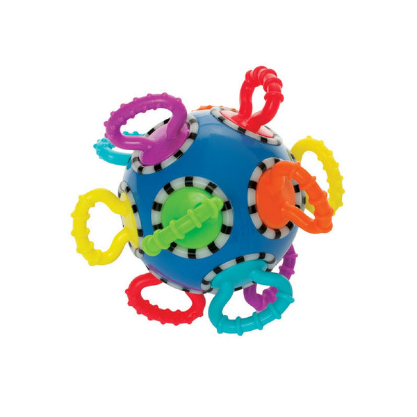 Manhattan Toy - Click Clack Ball Baby Toy | KidzInc Australia | Online Educational Toy Store