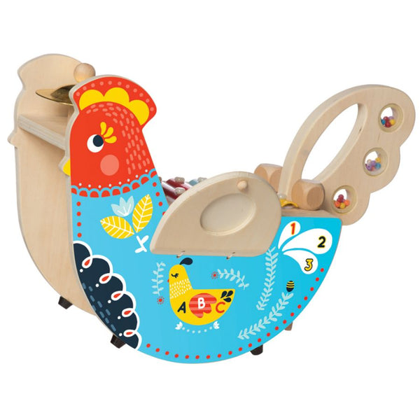 Manhattan Toy Company Musical Chicken | KidzInc Australia Online Toys 3