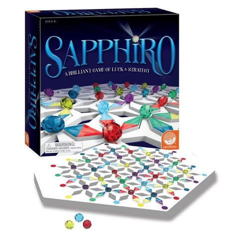 Mindware Games Sapphiro Strategy Game for Kids | KidzInc Australia