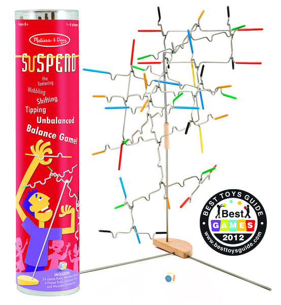 Melissa & Doug - Suspend Game (In Stock) | KidzInc Australia | Online Educational Toy Store