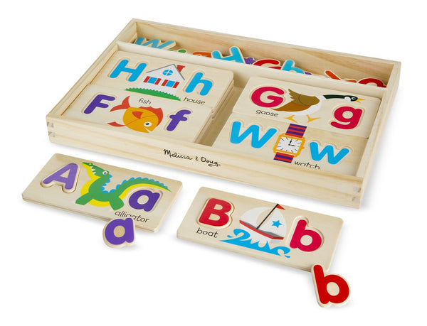 Melissa & Doug - ABC Picture Boards | KidzInc Australia | Online Educational Toy Store
