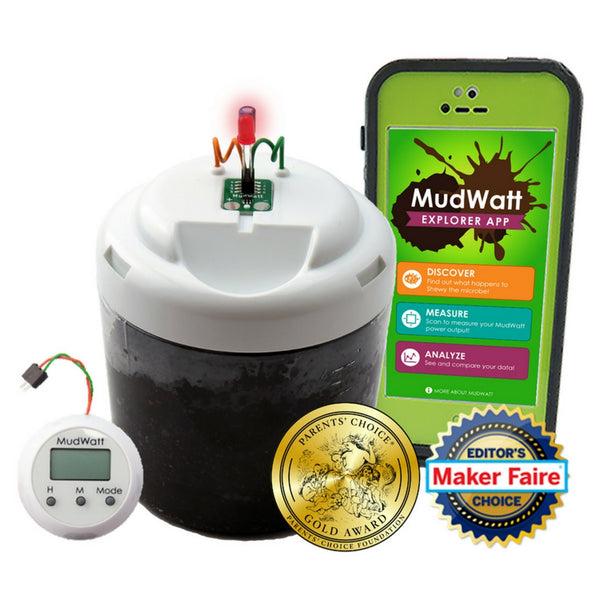 Magical Microbes - MudWatt Classic Kit | KidzInc Australia | Online Educational Toy Store