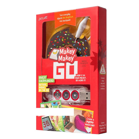 Makey Makey GO Invent Everywhere On The Go | KidzInc Australia | Online Educational Toys