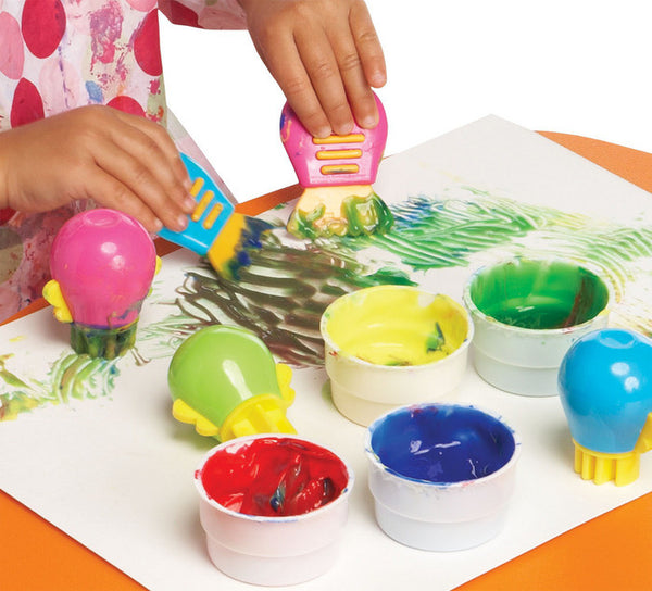 Manhattan Toy - Imagine I Can: Finger Paint Fun | KidzInc Australia | Online Educational Toy Store