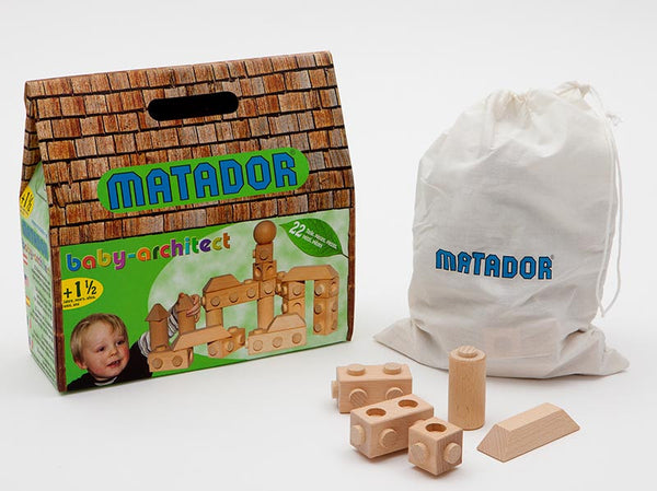 Matador - Babyarchitect | KidzInc Australia | Online Educational Toy Store