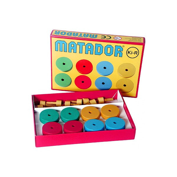 Matador - Wheel Kit (Ki) | KidzInc Australia | Online Educational Toy Store