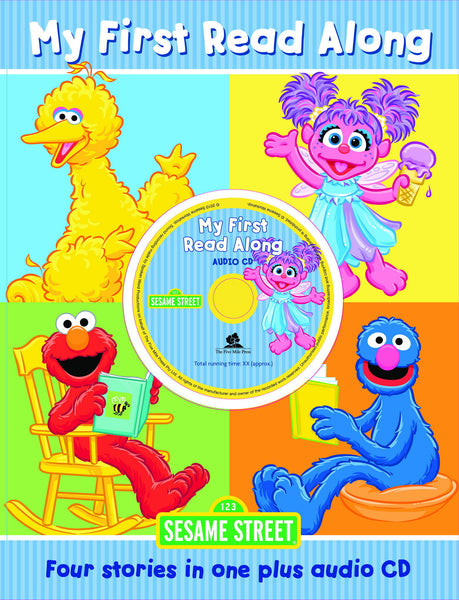 Five Mile Press - My First Readalong: Sesame Street | KidzInc Australia | Online Educational Toy Store