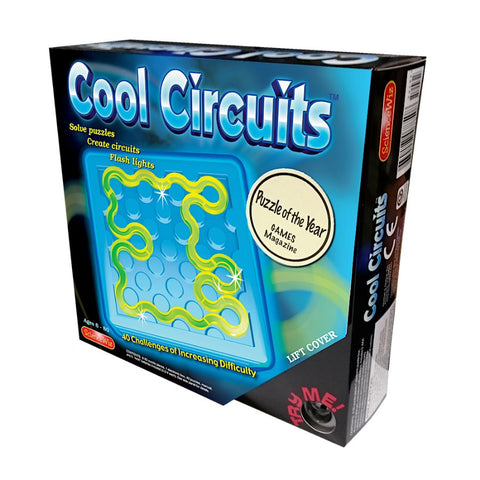 ScienceWiz Cool Circuits Puzzle Game | KidzInc Australia | Online Toys