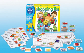 Orchard Toys - Shopping List Game | KidzInc Australia | Online Educational Toy Store