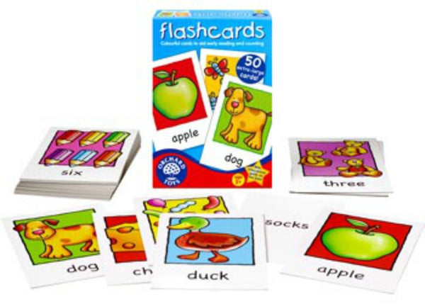 Orchard Toys - Flash Cards | KidzInc Australia | Online Educational Toy Store