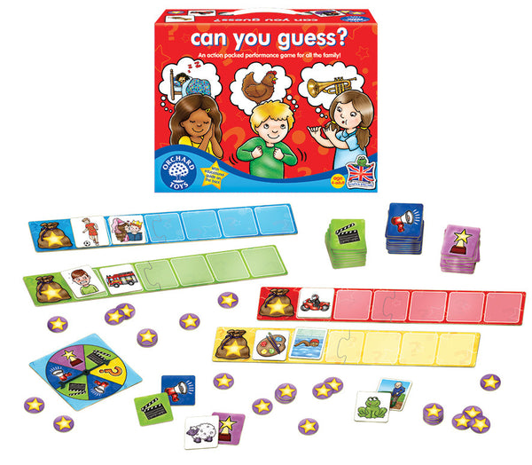 Orchard Toys - Can you Guess? | KidzInc Australia | Online Educational Toy Store