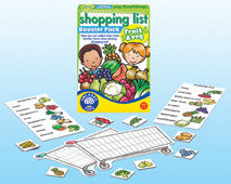 Orchard Toys - Shopping List Booster: Fruit and Vegetables | KidzInc Australia | Online Educational Toy Store