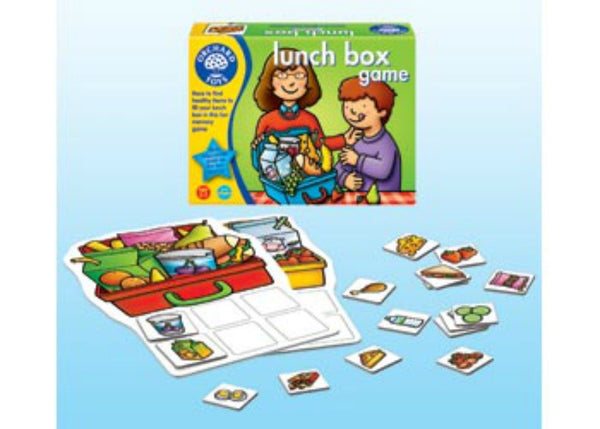 Orchard Toys - Lunch Box Game | KidzInc Australia | Online Educational Toy Store