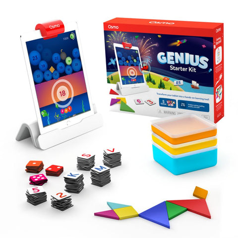 Osmo - Genius Kit with Base and Mirror