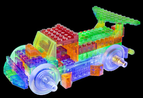 Laser Pegs - 8 in 1 Truck | KidzInc Australia | Online Educational Toy Store