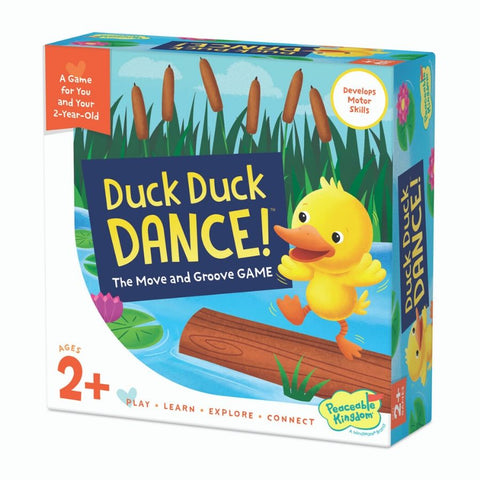 Peaceable Kingdom Duck Duck Dance Game for Toddlers |KidzInc Australia