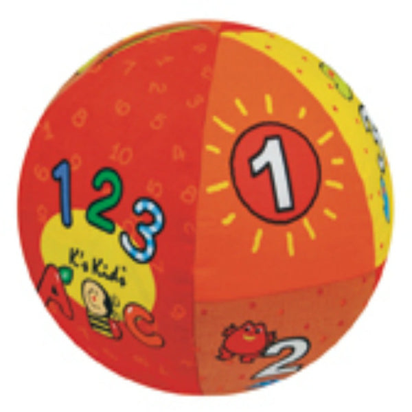 K's Kids - 2 in 1 Talking Ball | KidzInc Australia | Online Educational Toy Store