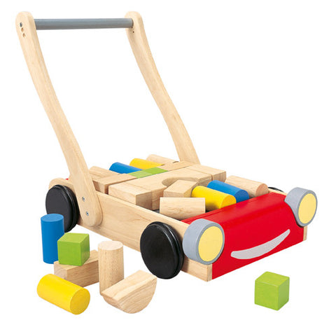 Plan Toys - Baby Walker | KidzInc Australia | Online Educational Toy Store