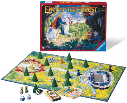 Ravensburger - Enchanted Forest Board Game | KidzInc Australia | Online Educational Toy Store