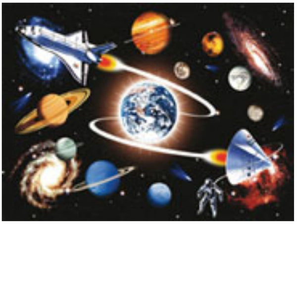 Ravensburger 60 pc -In the Galaxy Puzzle | KidzInc Australia | Online Educational Toy Store