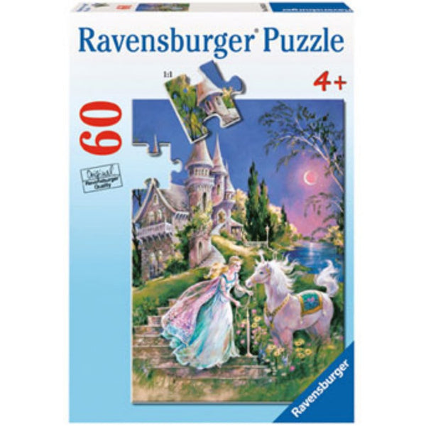 Ravensburger 60 pc -The Magical Unicorn Puzzle | KidzInc Australia | Online Educational Toy Store