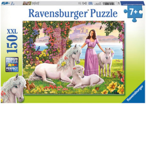 Ravensburger 150 pc -Beautiful Princess Puzzle | KidzInc Australia | Online Educational Toy Store