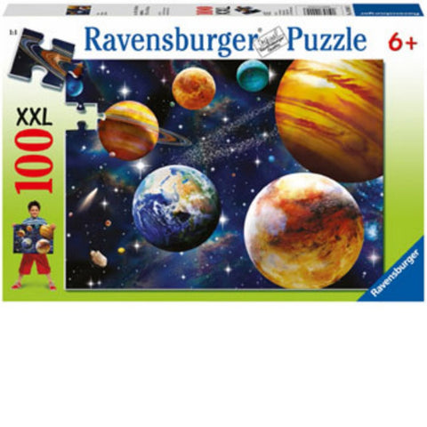 Ravensburger 100 pc -Space Puzzle | KidzInc Australia | Online Educational Toy Store