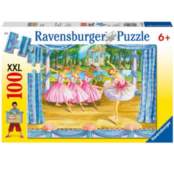 Ravensburger 100 pc -Ballet World Puzzle | KidzInc Australia | Online Educational Toy Store